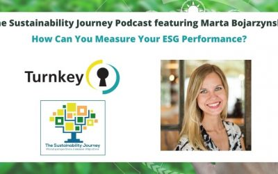 The Sustainability Journey Podcast – How Can You Measure Your ESG Performance?